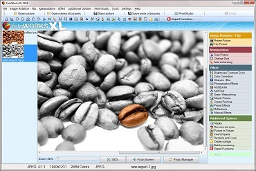 free easy to use photo editing software